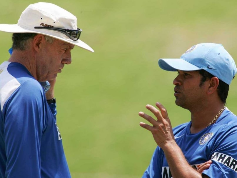 Sachin Tendulkar Attacks Greg Chappell, Calls Him a 'Ringmaster' in His Book