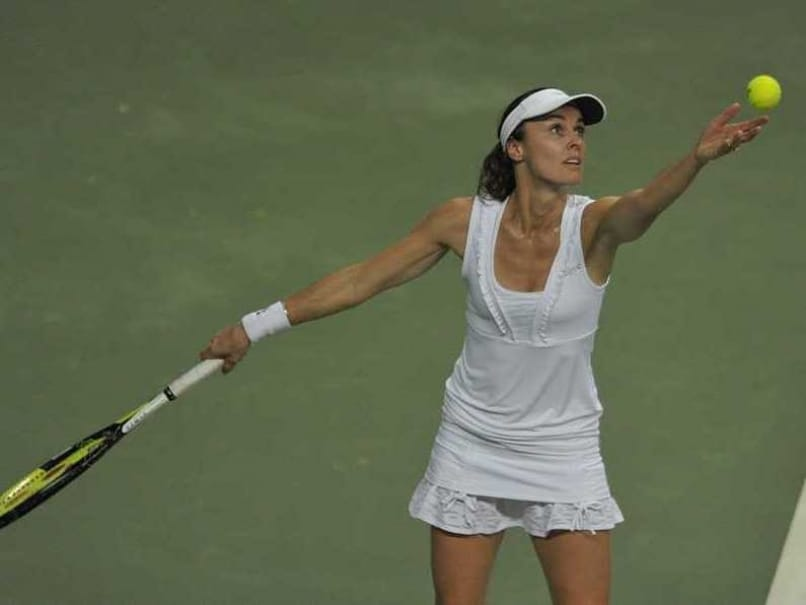 Champions Tennis League: Martina Hingis Serves Past Venus Williams to Take Hyderabad Ahead