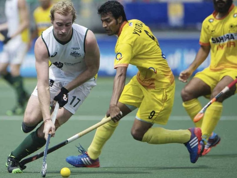 Asian Games Hockey Champions India Thrashed by Australia