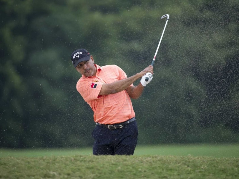 Asian Legend Jeev Milkha Singh Eyes Winning Debut at Manila