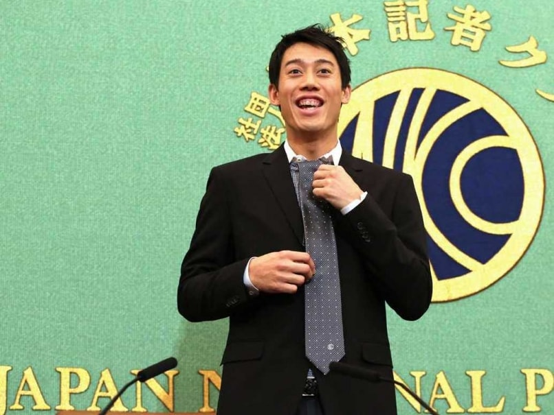 Kei Nishikori Open to Taking Partner on Tours