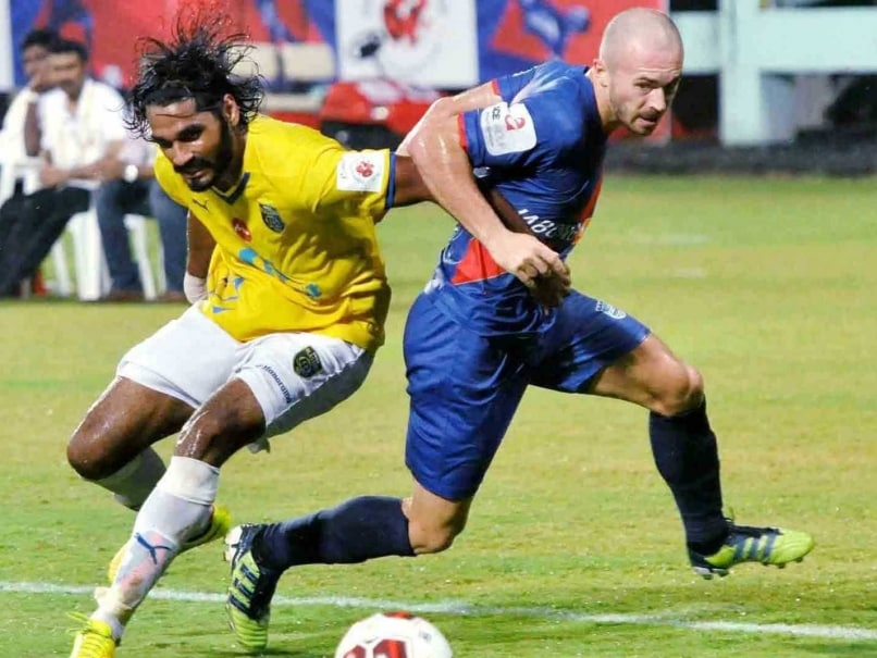 ISL: Kerala Blasters, Mumbai City FC Settle for Goalless draw