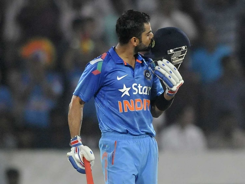 Virat Kohli Becomes Fastest Cricketer to Reach 6000 Runs in ODIs