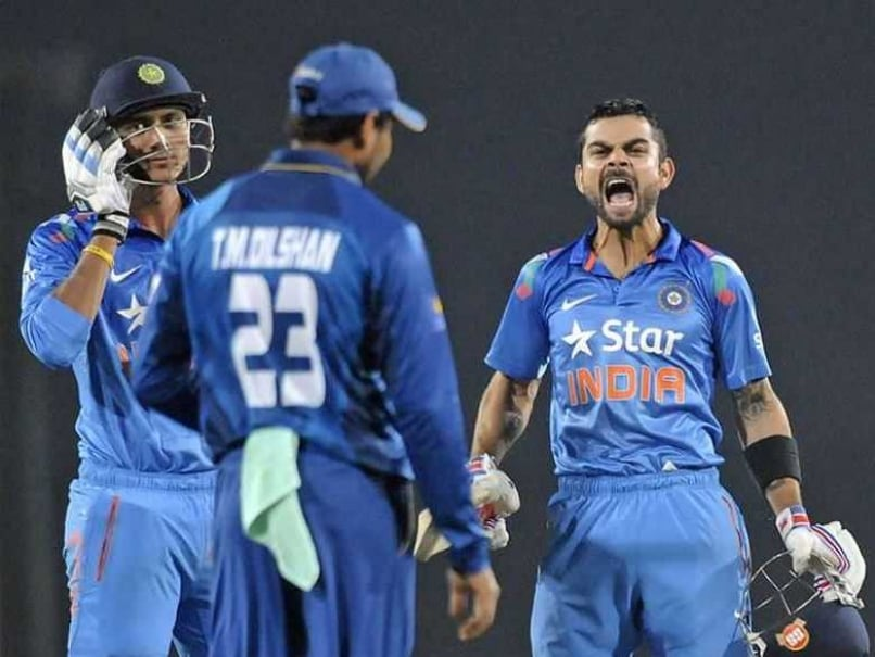 "India vs Sri Lanka: Virat Kohli Says he was ""Worried and Annoyed"" With his Batsmen"