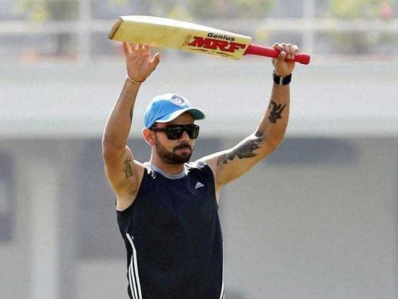 Virat Kohli Relishes Challenge Ahead of Sri Lanka Series