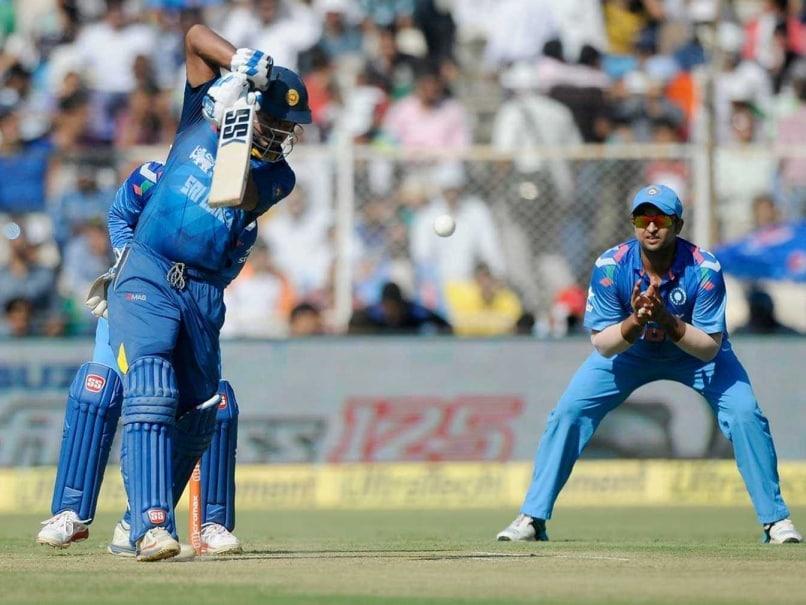 India vs Sri Lanka: Sangakkara Among Four Players Going Home; Mendis, Chandimal to Bolster Visitors
