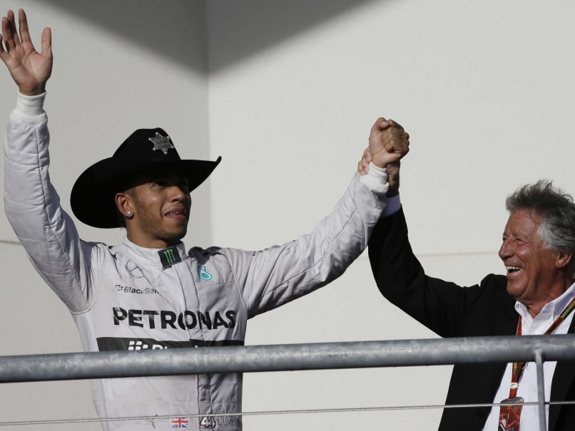 Lewis Hamilton Eyes Title After United States Grand Prix Victory