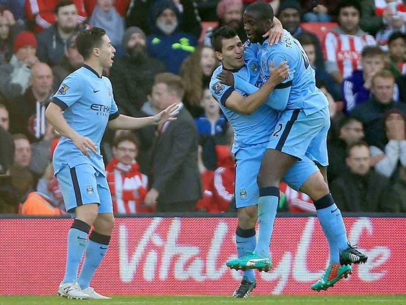 Ten-Man Manchester City Defeat Southampton, Take 2nd Spot in EPL