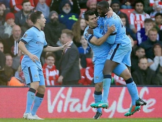 Ten-Man Manchester City Defeat Southampton, Take 2nd Spot in EPL