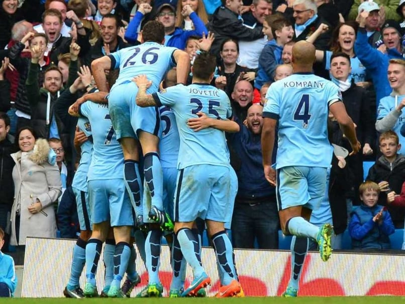 Manchester City F.C. Edge Past Rivals Manchester United in Derby