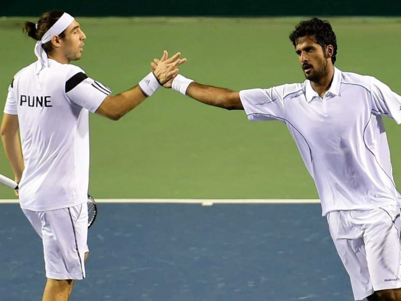 Champions Tennis League: Pune Marathas Take Bonus After Match Against Bangalore Ends in Tie