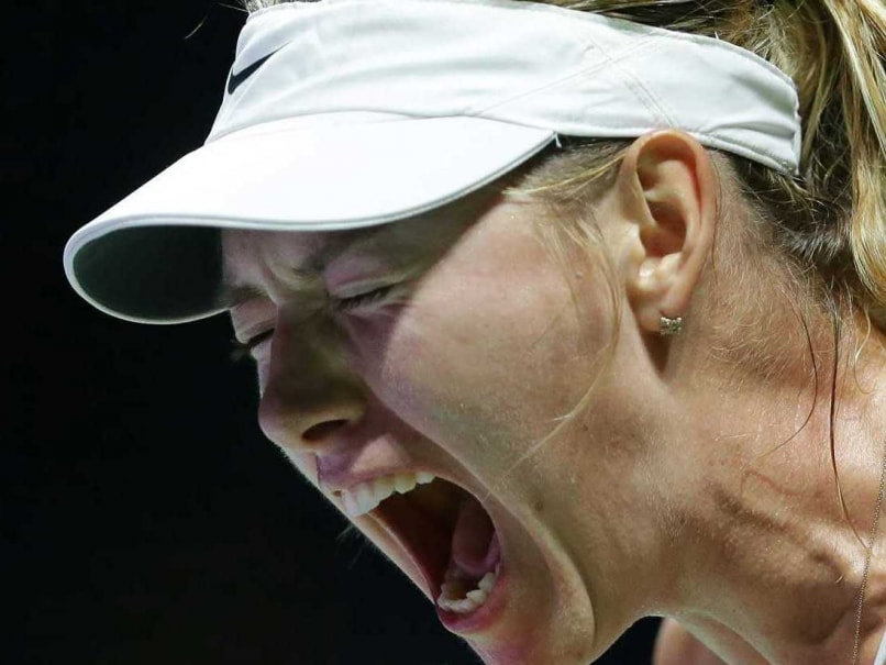 Spiders, Dentists Make Maria Sharapova Scream