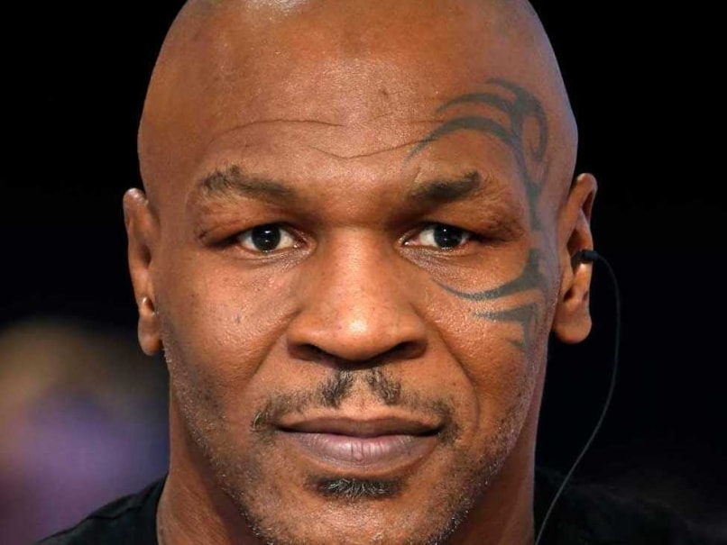 Mike Tyson Says He Was Sexually Abused as a Child
