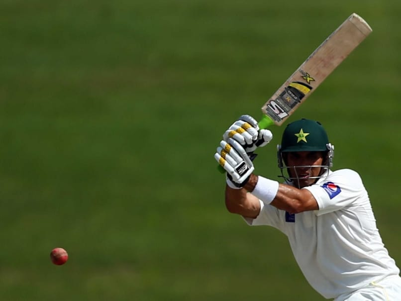 Misbah-ul-Haq Proud After Bettering Imran Khan's Test Captaincy Record