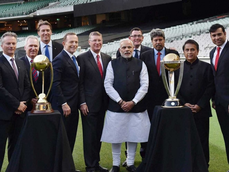 ICC World Cup Trophy Arrives in South Australia