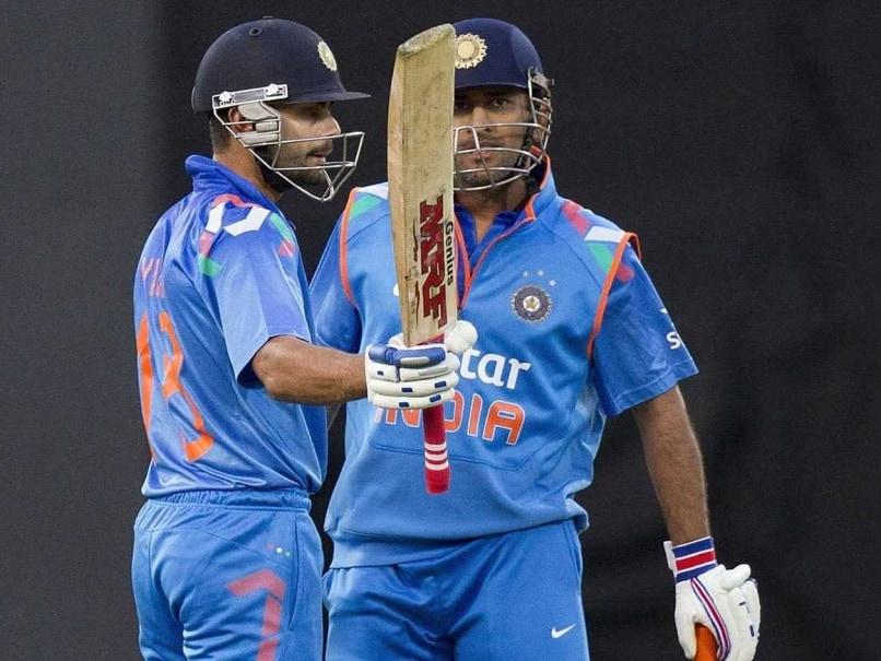 Mahendra Singh Dhoni Should Stay Captain as Long as he Wants, Don't Rush Kohli: Gavaskar