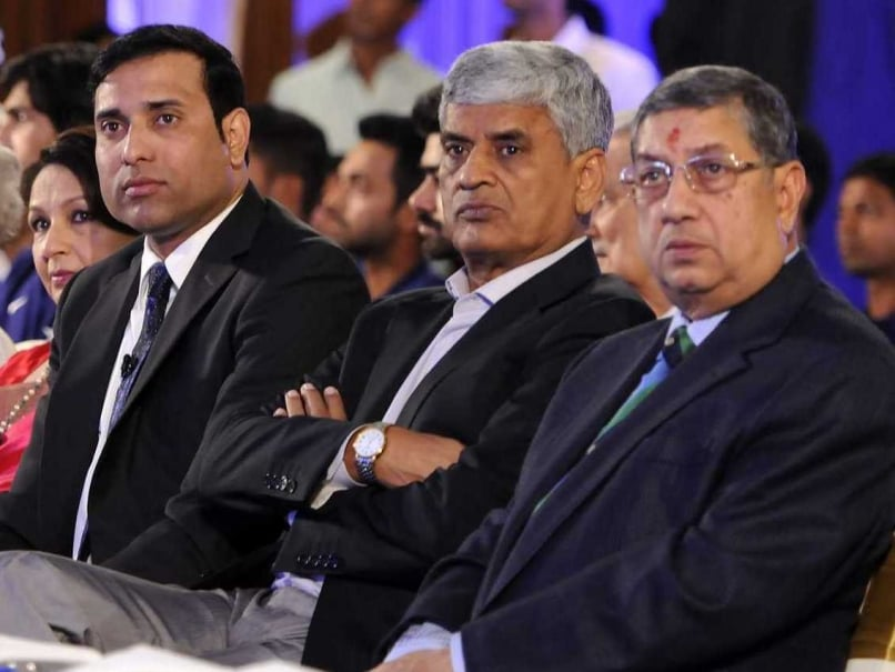 N. Srinivasan Defiant, Says Not Worried About Mudgal Probe Revelation