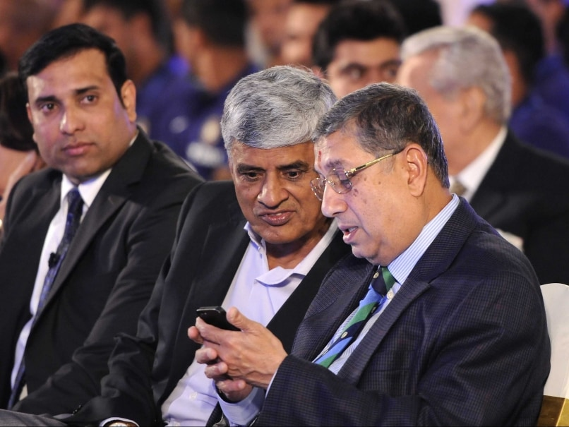 BCCI Puts Off AGM Again, Awaits Court Verdict on N. Srinivasan, Sundar Raman