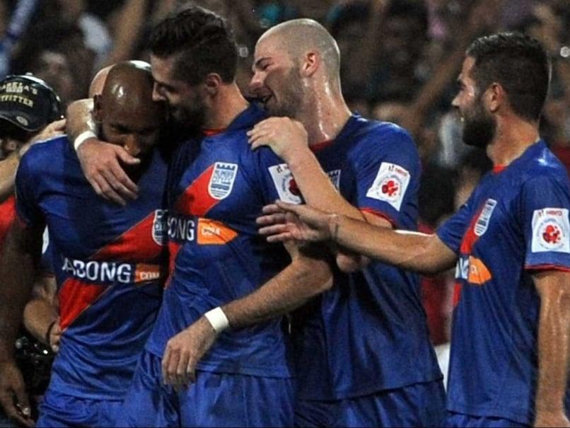 ISL: Nicolas Anelka Fires Again as FC Mumbai City Beat Delhi Dynamos