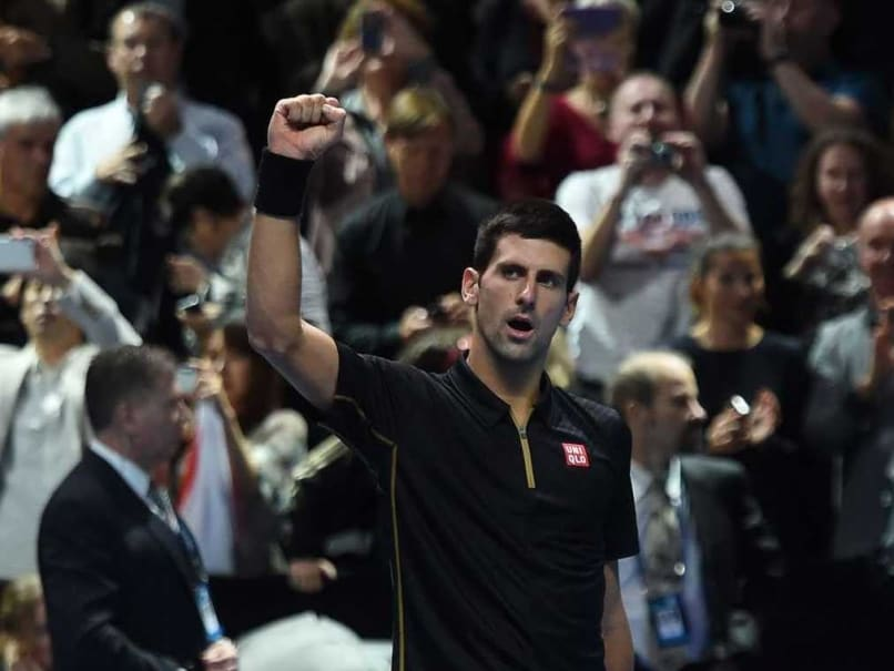 Novak Djokovic Subdues Kei Nishikori to Reach ATP Tour Finals Title Clash