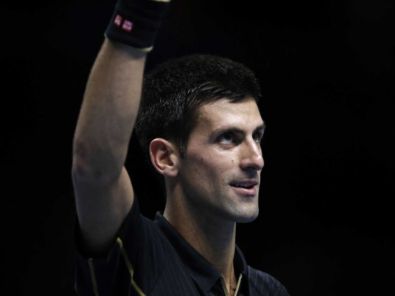 Rampant Novak Djokovic Starts Tour Finals bid in Style