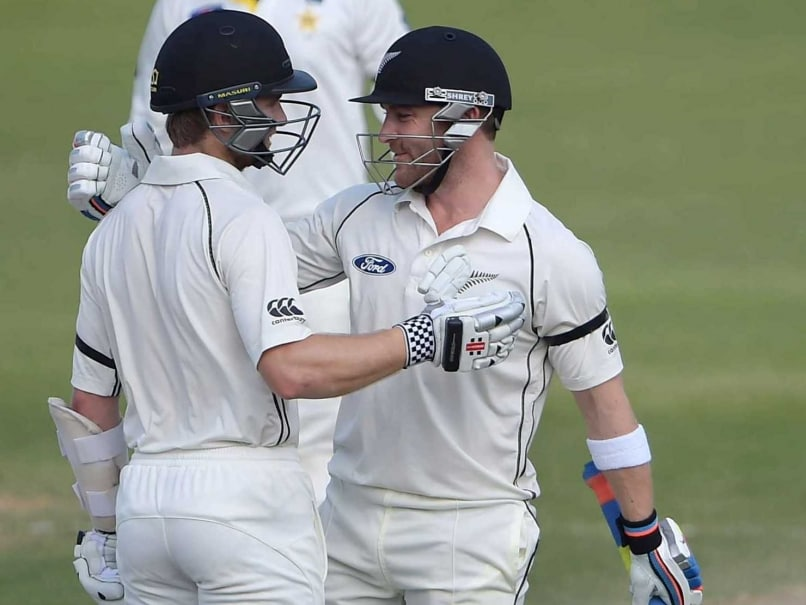 Batting with Brendon McCullum Was Overbearing, Says Kane Williamson