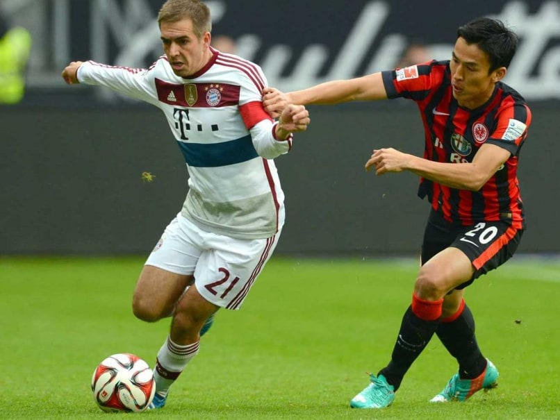 Bayern Munich Skipper Philipp Lahm Out for Three Months