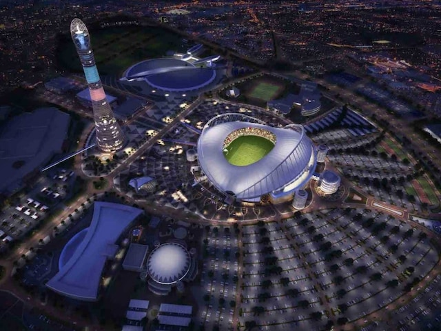 Indian Firm to Build Venue For 2022 World Cup in Qatar