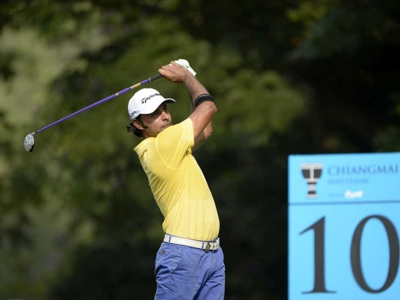 Jyoti Randhawa Rises to Tied 27th at Russian Open Golf