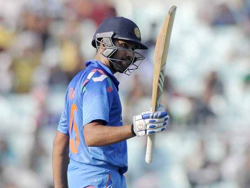 Rohit Sharma's Blitzkrieg Knock and the Mother of All Coincidences