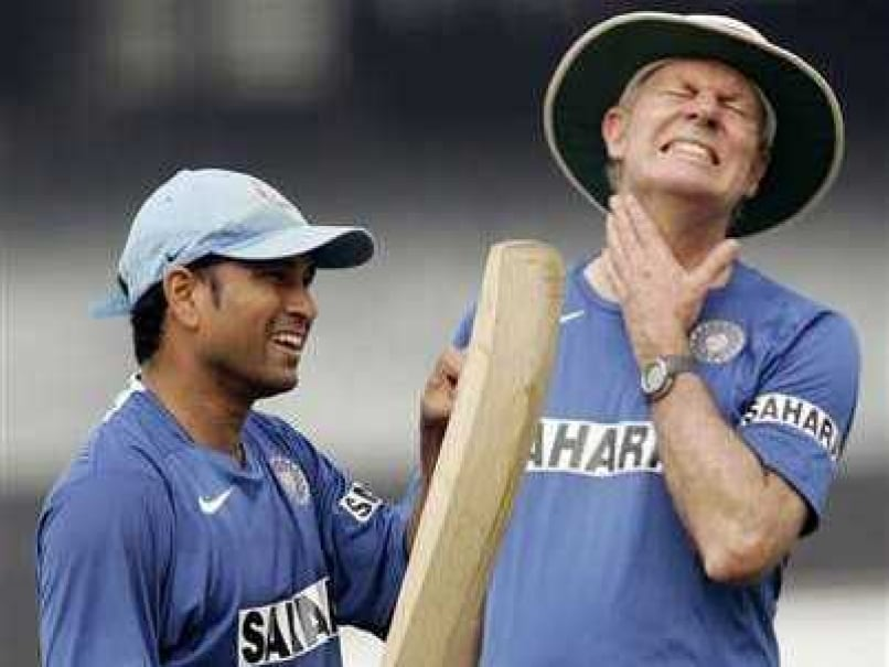 Sachin Tendulkar Says Greg Chappell Would Thrust Players In Front Everytime India Lost