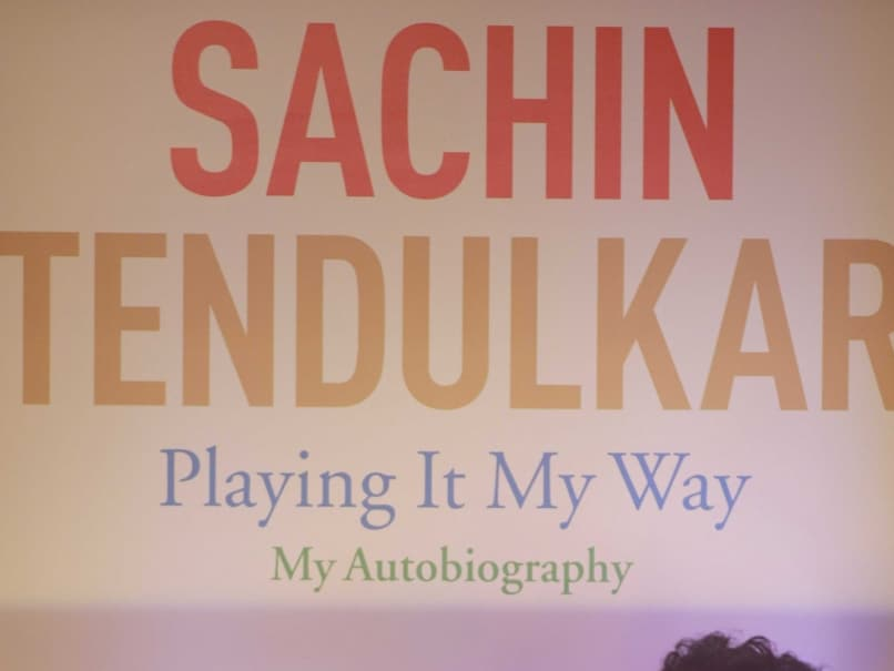 Sachin Tendulkar Autobiography Sets Indian Record for Largest Pre-Order