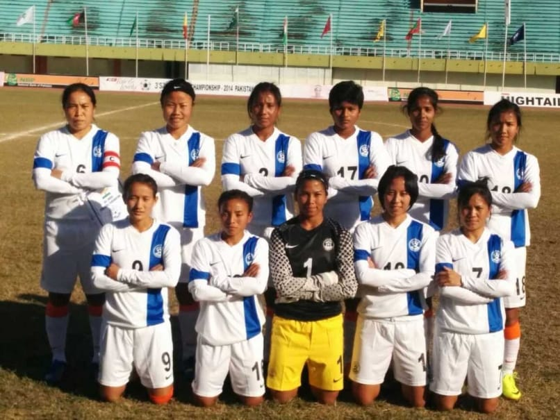 Indian Eves Thrash Bangladesh 5-1 in SAFF Football Championship