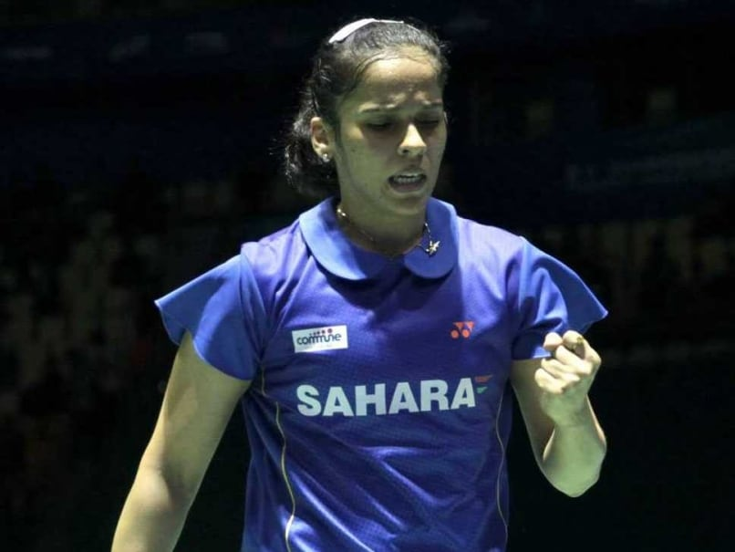 Saina Nehwal Wins China Open Super Series Tournament