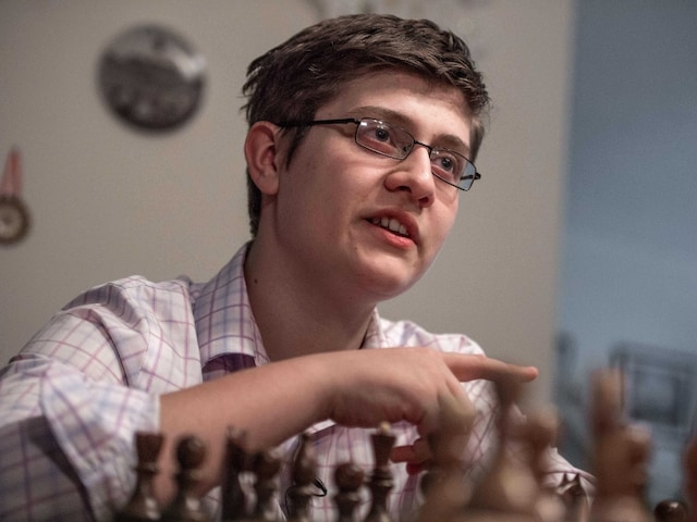 At 13, Samuel Sevian is Youngest-Ever US Chess Grandmaster