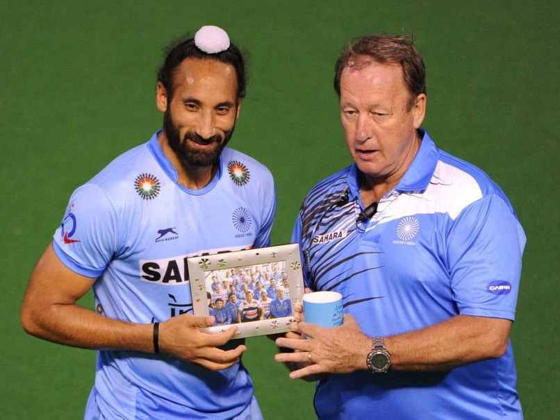 Hockey: India's Historic Australian Conquest Motivation for Champions Trophy, Says Sardar Singh