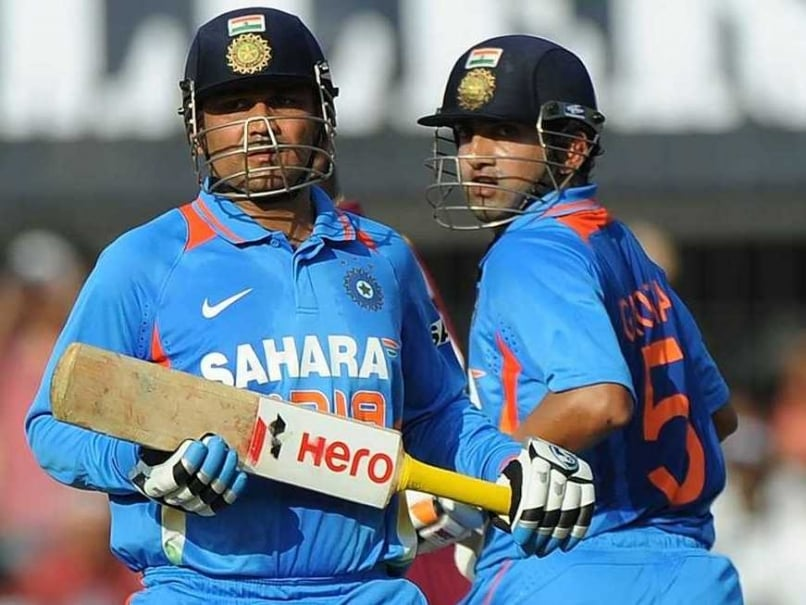 Vijay Hazare Trophy: Gautam Gambhir, Virender Sehwag Slam Fifties as Delhi Beat Haryana
