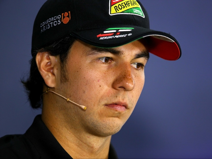 Vijay Mallya Says Sergio Perez Set to Stay at Force India with Nico Hulkenberg