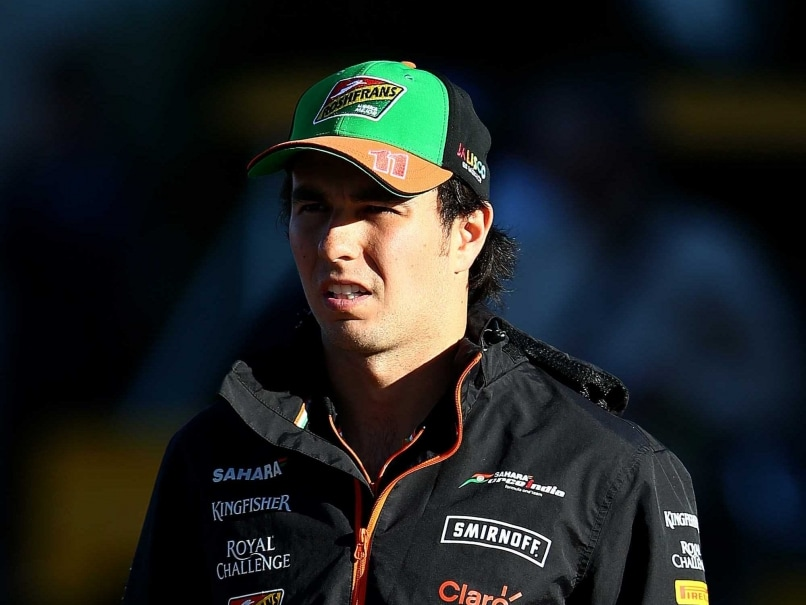 Sergio Perez Gets Seven-Place Grid Penalty as Force India Score No Points in US Grand Prix