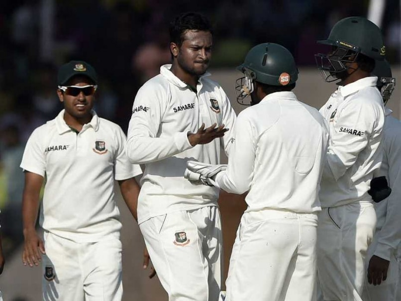 2nd Test: Shakib Al Hasan Stars as Bangladesh Crush Zimbabwe to Seal Series