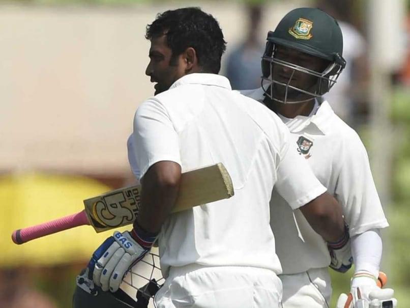2nd Test, Day 2: Tamim Iqbal, Shakib Al Hasan Hit Tons as Bangladesh Dominate Zimbabwe