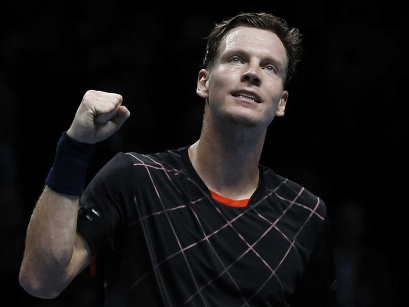 World Tour Finals: Tomas Berdych Batters Marin Cilic to Remain in Semis Hunt
