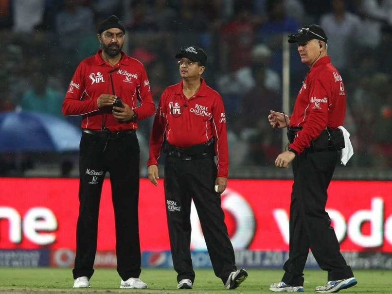 Indian Umpires Get Paid in Range of Rs 40 Lakh For IPL