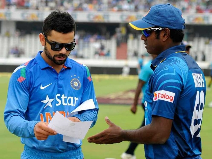 Image result for angelo mathews with kohli