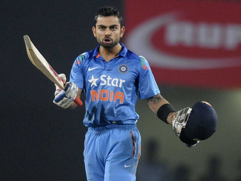 Virat Kohli Slams 21st ODI Hundred in India
