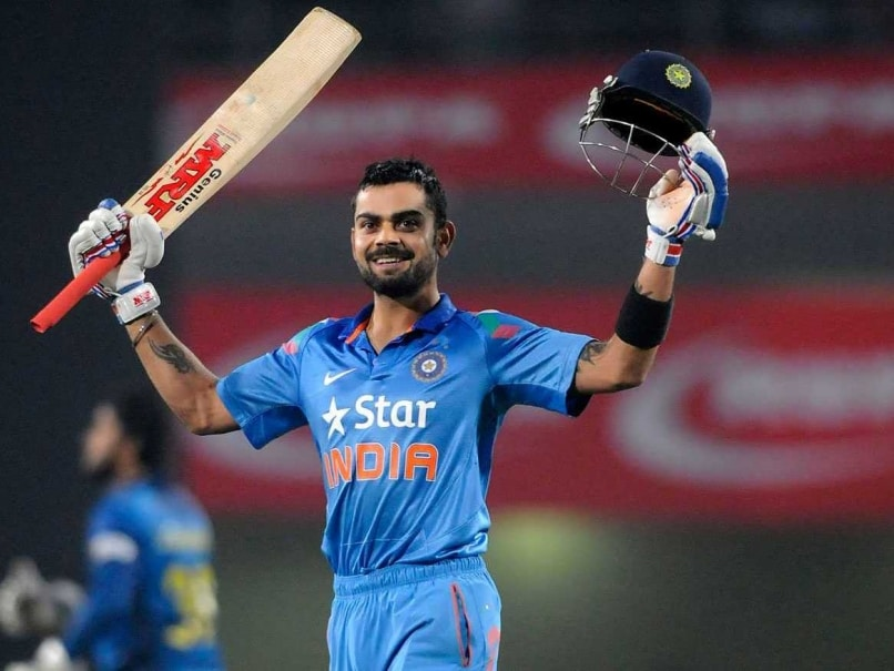 Virat Kohli Rises to No.2 in ODI Rankings