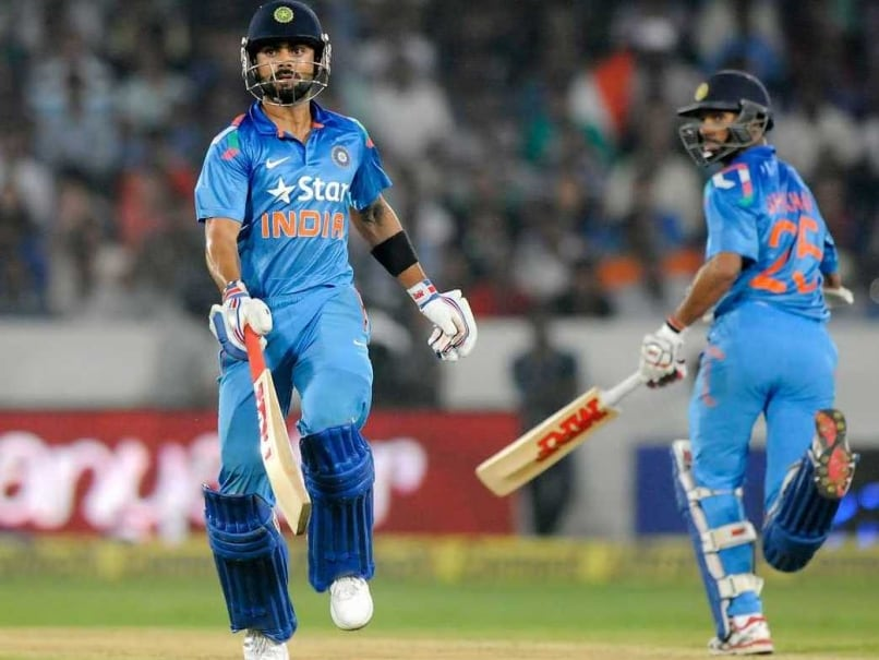 India vs Sri Lanka, 3rd ODI: Shikhar Dhawan, Virat Kohli Inspire Hosts to Unassailable 3-0 Lead