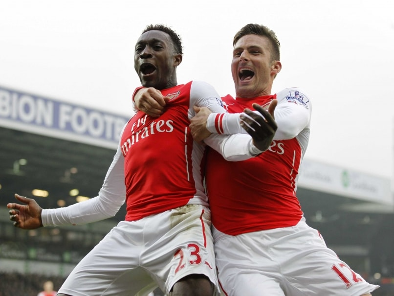 EPL: Danny Welbeck Maintains Arsenal Revival, Glen Johnson Rescues Liverpool