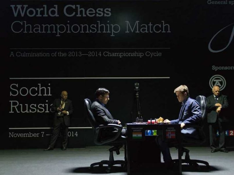 World Chess Championship: Viswanathan Anand