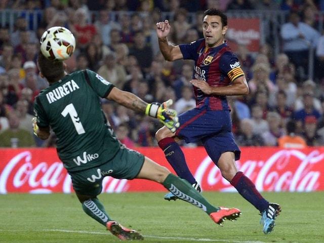FC Tokyo Eyeing FC Barcelonas Xavi Hernandez: Reports